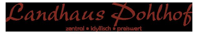 Landhaus Pohlhof Hotel in Köln Auweiler